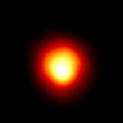Atmosph 232 Re De B 233 Telgeuse