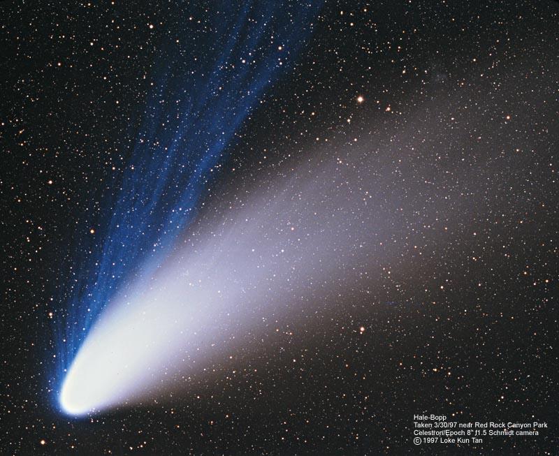 nasa comet tracking - 800×653