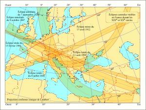 prochaine eclipse de soleil en france